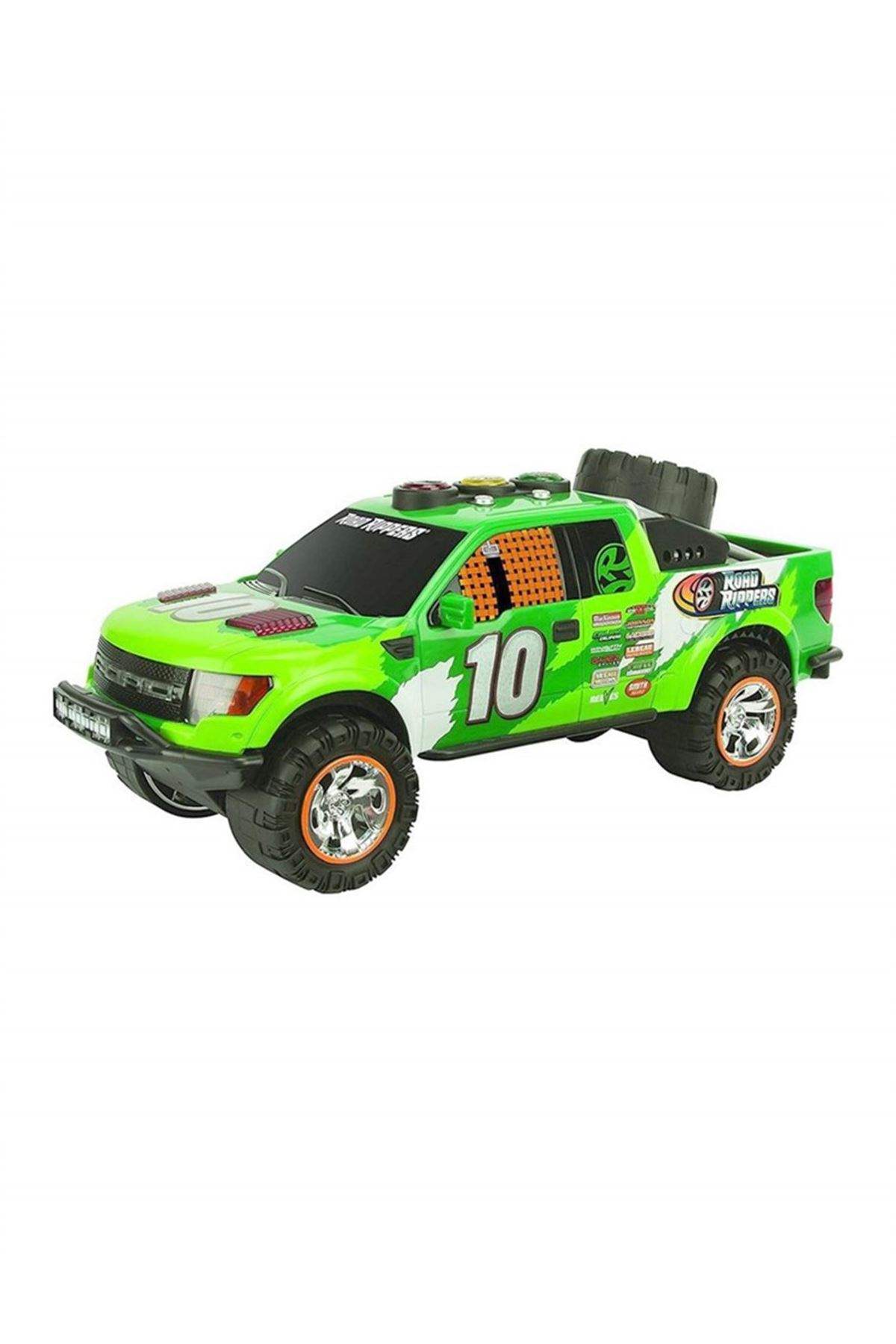 Road Rippers Come-Back Racers Ford F-150 Svt Raptor